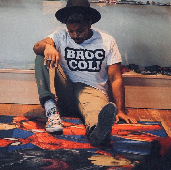 black broccoli featured artist