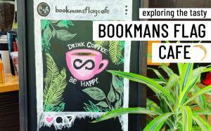 bookmans flag cafe