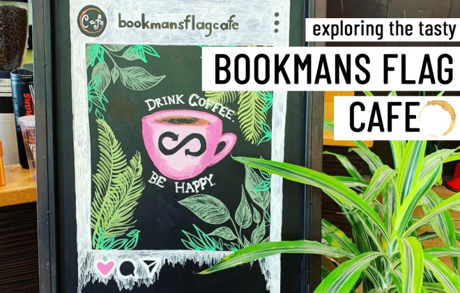 bookmans flag cafe