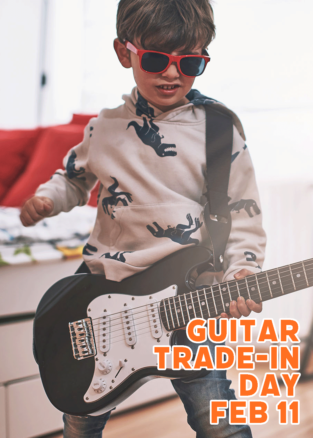 guitar trade-in day