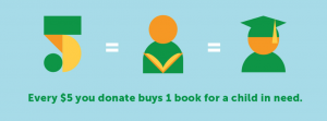 scripps foundation if you give a child a book donation