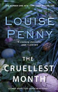 louise penny the cruellest month book cover