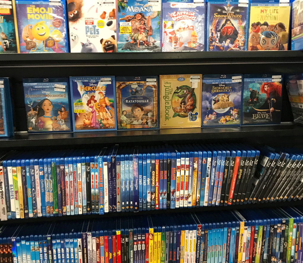 Where Can I Sell My Vhs Tapes >> Buy Sell Trade Movies With Bookmans Bookmans Entertainment Exchange