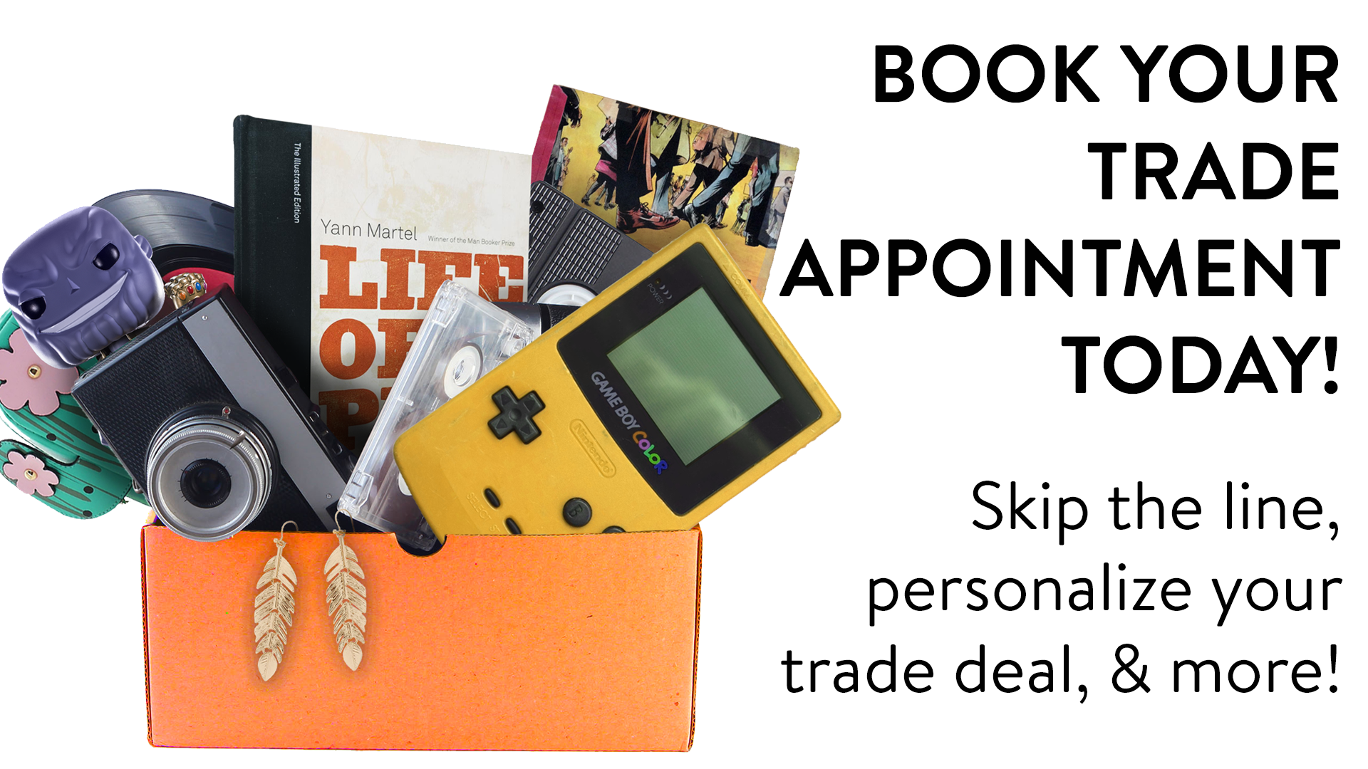 book your trade appointment