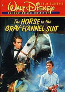 Movie cover of the film The Horse in the Grey Flannel Suit father's day