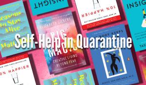 self-help in quarantine