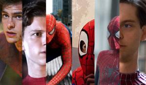 different spiderman actors