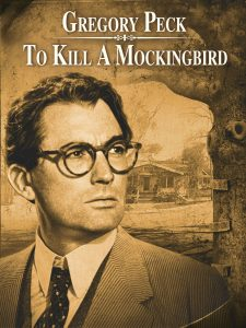 to kill a mockingbird movie poster for father's day