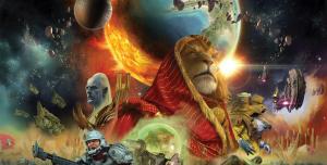 Twilight Imperium Board Game Cover art